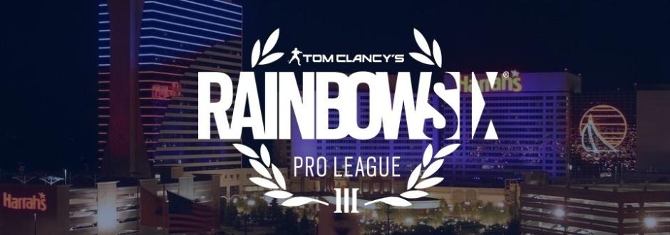 R6 em Atlantic City: Finais da Pro League acontecerão em maio, nos EUA