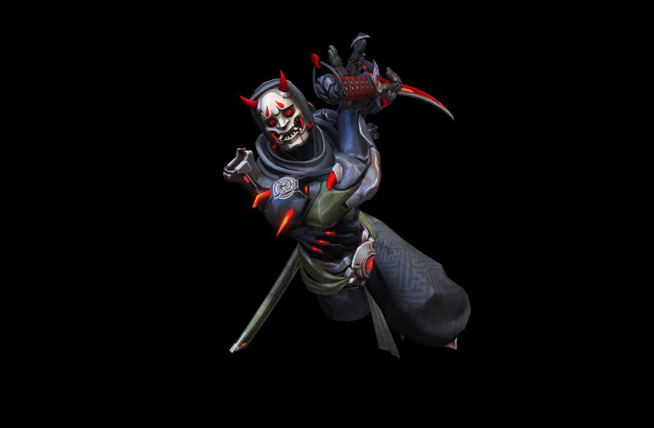 Genji Skin