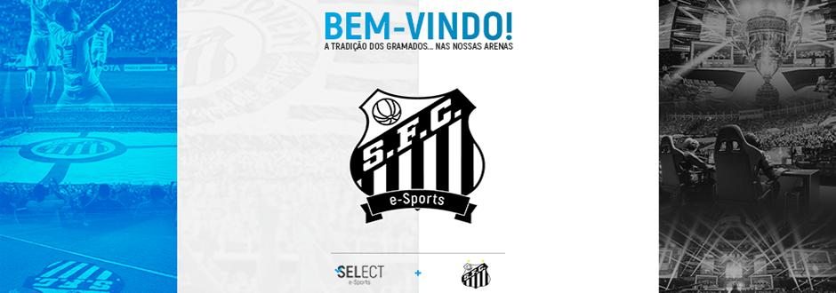 Santos retorna ao esporte eletrônico como Santos e-Sports