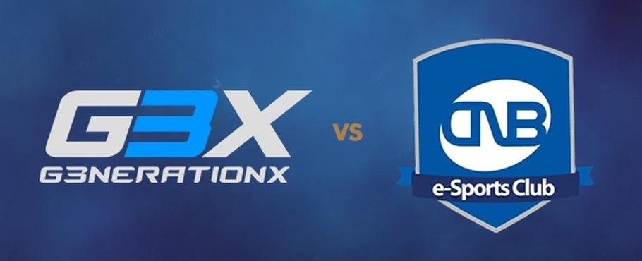 Copa Go4gold CS:GO - G3X vs CNB