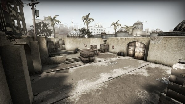 CSGO - Mapa Dust 2