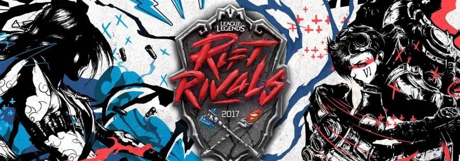 Com 5 torneios de LoL ao redor do mundo, Rift Rivals acontecerá em julho