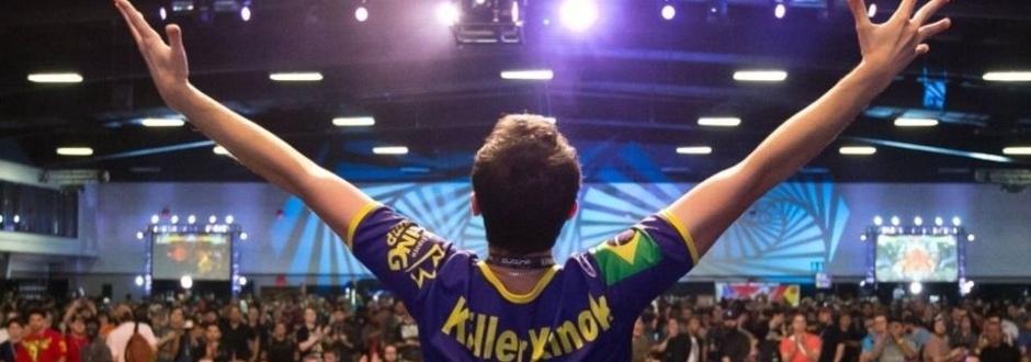 De projetista a campeão mundial de Mortal Kombat: Conheça Bruno 'KillerXinok'
