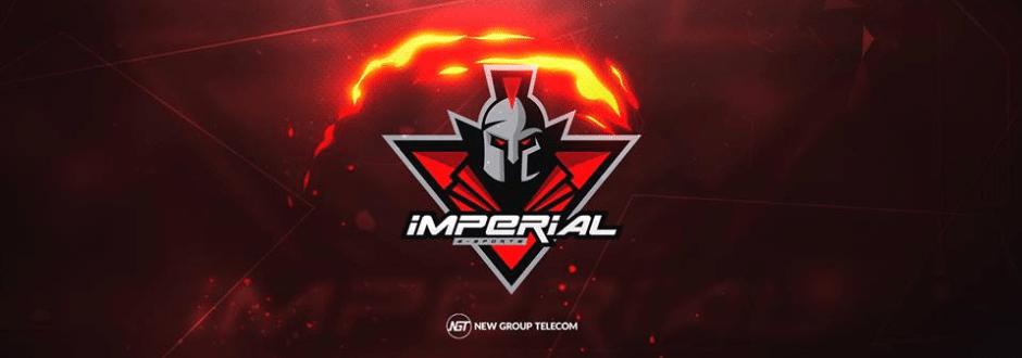 Imperial anuncia nova equipe de CROSSFIRE com V1NNi, goken e mxm