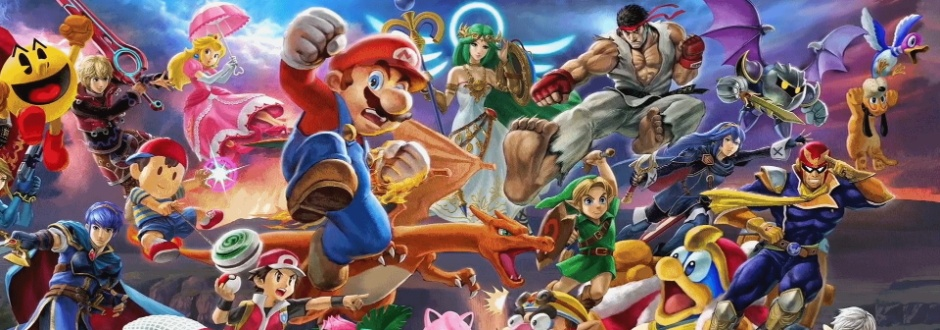 E3: Super Smash Bros. Ultimate é anunciado para Nintendo Switch