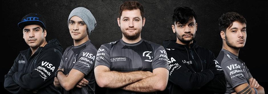 SK Gaming vence o FaZe e conquista vaga na semifinal da ECS S3