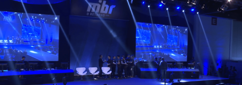 Em showmatch com MiBR's do passado e presente, Team FalleN leva a melhor