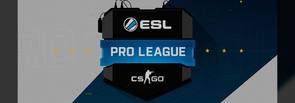 Grupos das finais da ESL Pro League Season 5 são revelados