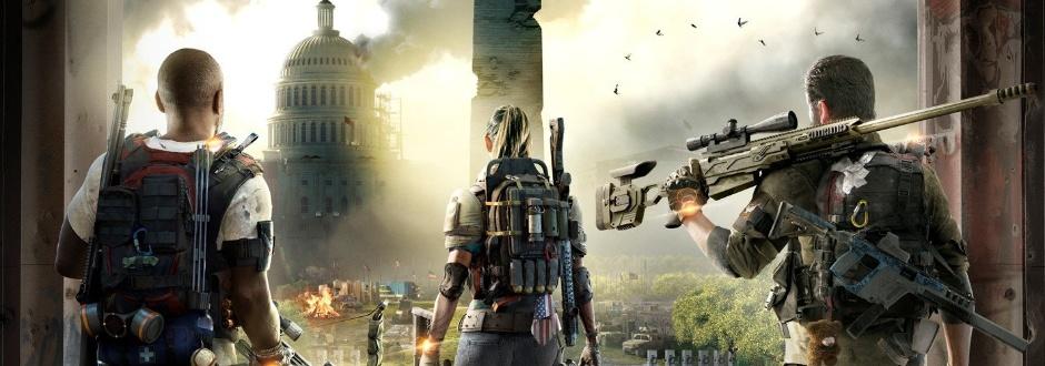 E3: The Division 2 ganha vídeo de gameplay e será ambientado em Washington