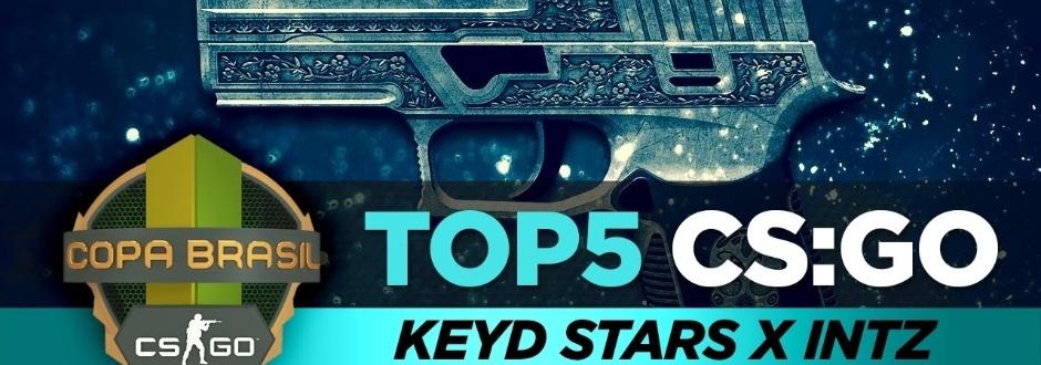 Entre AWP e pontaria afiada na USP: Melhores momentos de Keyd vs INTZ