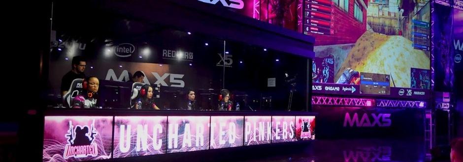 Uncharted Pinkers vence PBIWC e garante vaga no mundial de Point Blank