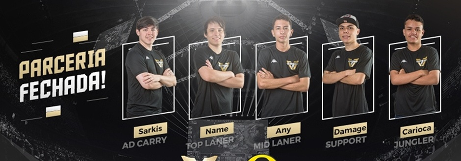 Team One faz parceria com time da IDM para a Superliga de LoL