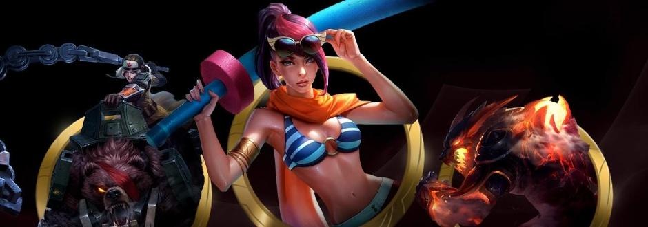 League of Legends tem diversas promoções com personagens e skins até 29/06