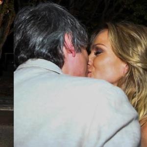 Eliana se declara a namorado, Adriana Ricco