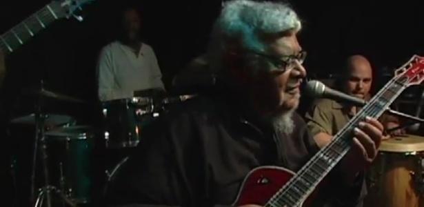 O guitarrista Pete Cosey