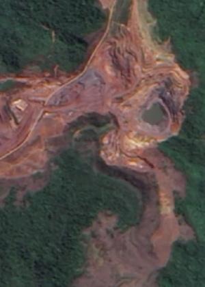 Na Serra de Carajás, no Pará, em meio a 400 mil hectares de mata virgem, a mineradora Vale explora, desde 1985, as ricas jazidas de minério de ferro da região
