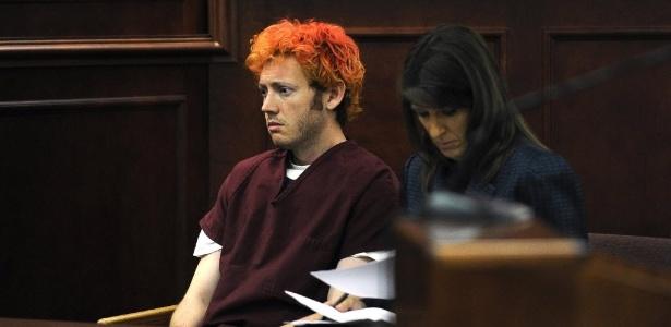 """Atirador """"Coringa"""" que matou 12 nos EUA é condenado a XX anos de prisão"""