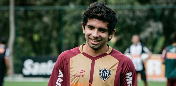 Empresário nega ida de Guilherme ao Flamengo e diz que atacante quer seguir no Atlético-MG