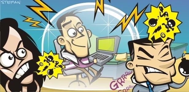 Aprenda como enfrentar aquele colega manipulador, invejoso ou fofoqueiro sem prejudicar sua carreira