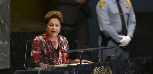 Dilma Rousseff discursa na abertura da 67ª Assembleia Geral da ONU, em NY, na manhã desta terça-feira