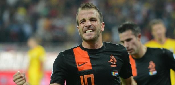 Holanda treinará na Gávea na Copa 2014, diz diretoria do Flamengo