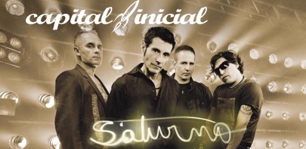 Capa do 13º álbum de estúdio do Capital Inicial,