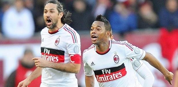 Após contato de Zinho, Flamengo manda agente à Itália e tenta repatriar Robinho