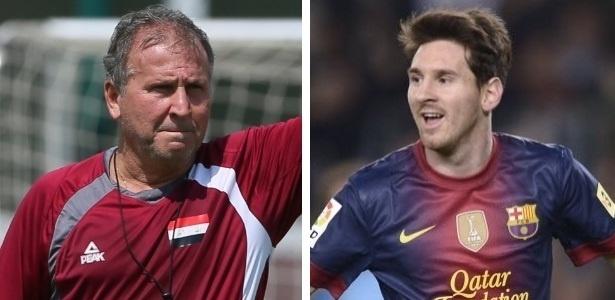 Fla contesta recorde de Messi e vai à Fifa para reconhecer 89 gols de Zico de 1979