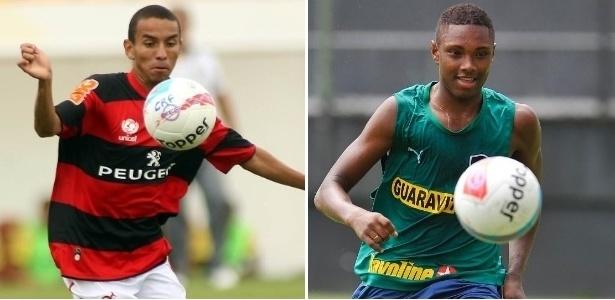 Promessas duelam em Fla x Bota por afirmação após gritos de melhor que Neymar