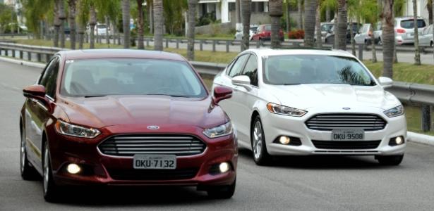 Dos mais de 470 mil carros que a Ford convoca para este recall, 2.720 unidades estão no Brasil