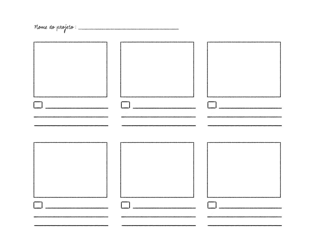 Formato Story Board. Formato Story Board With Formato Story Board ...