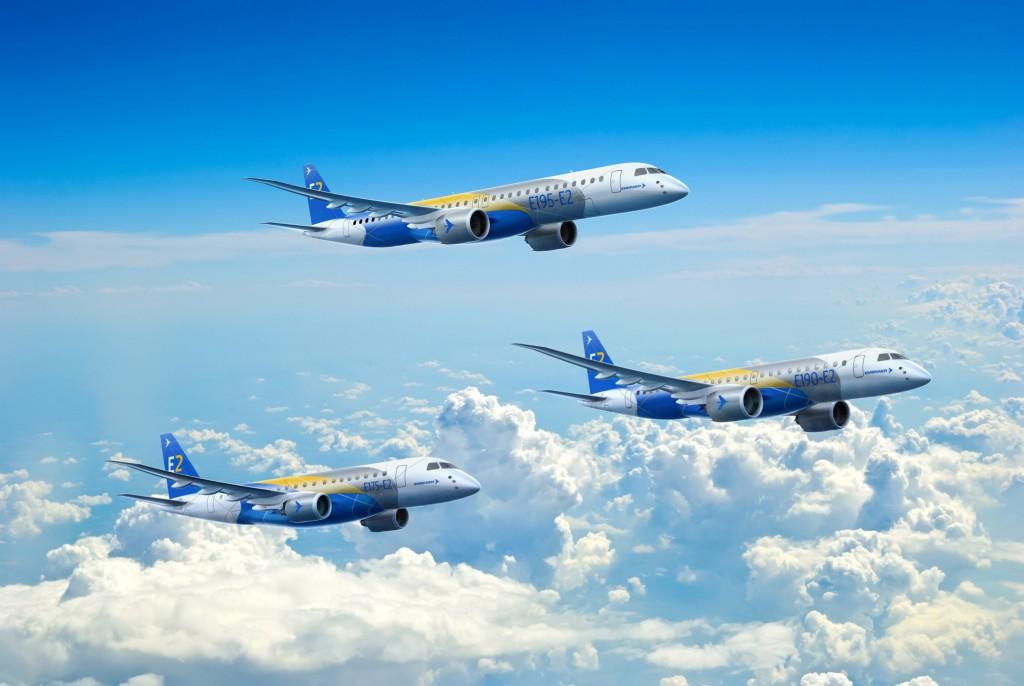 Imagem: Reprodução/Embraer
