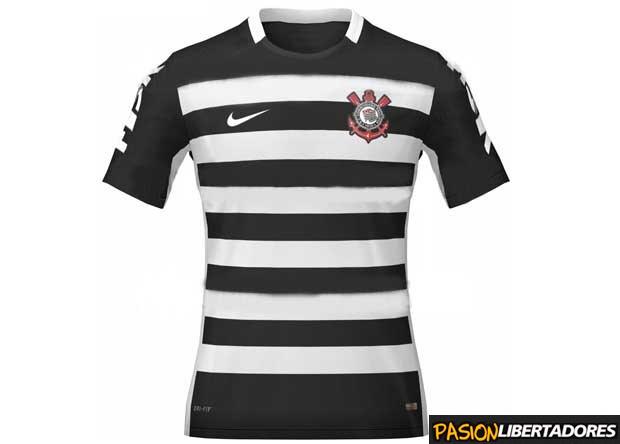 Suposta Nova Camisa do Corinthians cbe3aeac94ce4