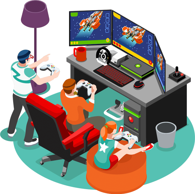 Consumer Insights: Brazilian, Mexican, Turkish and Argentine Gamers