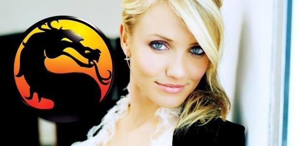 A atriz só saiu do filme porque machucou o pulso durante os treinos de artes marciais