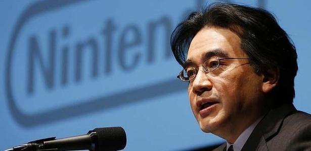 Satoru Iwata foi o quarto presidente e CEO da Nintendo, assumindo o cargo em 2002