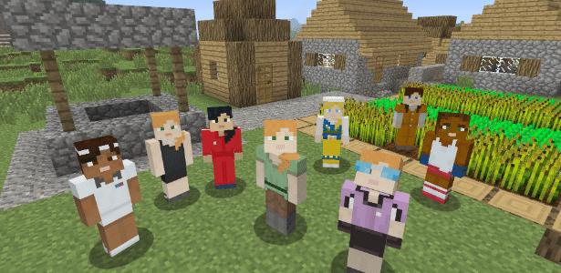 """Desenvolvido na Suécia, """"Minecraft"""" está disponível para PC, PlayStation, Xbox e mobile"""