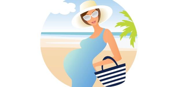 Para garantir a tranquilidade, algumas precauções devem ser tomadas na gravidez