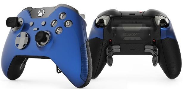 Sem previsão de vendas, versão do controle é inspirada pelo superesportivo Ford GT