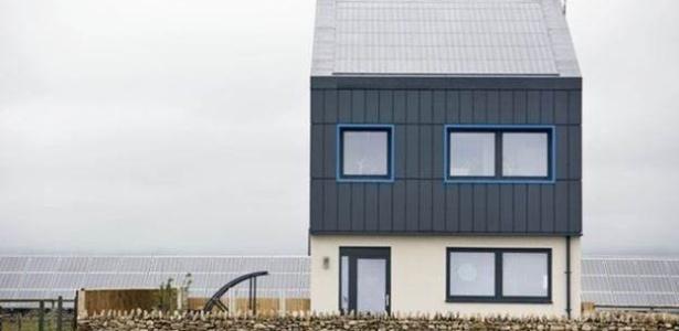Casa tem emissão zero de gases causadores do efeito estufa segundo pesquisadores