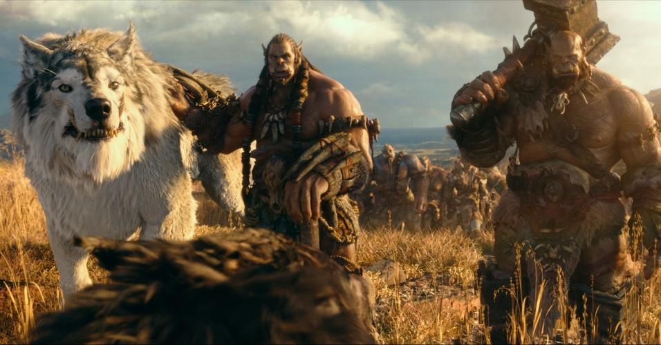Baixar cena do filme warcraft   o primeiro encontro de dois mundos 1464618262993 956x500 Warcraft: O Primeiro Encontro de Dois Mundos Legendado Download