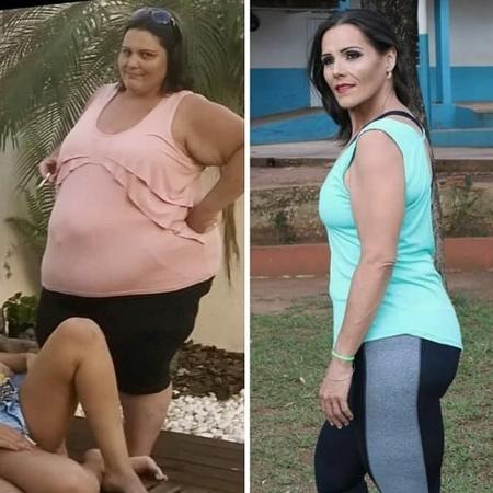 """Resultado de imagem para Perdi 106 kg quando soube que meu filho sofria bullying devido a meu peso"""""""