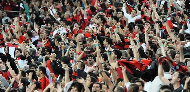Fla vê pressão por mais jogos no Maracanã após show da torcida na Copa BR