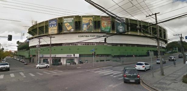 Coritiba quer construir uma arena multiuso no lugar do Couto Pereira (foto)