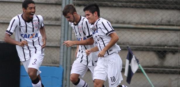 Gustavo Viera, nascido no Paraguai, fez o gol do título do Corinthians no Campeonato Brasileiro sub-20