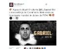 Corinthians anuncia volante Gabriel e provoca o Palmeiras