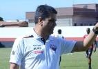 Cabo comanda 1º treino após sumiço e prepara Atlético-GO para amistoso
