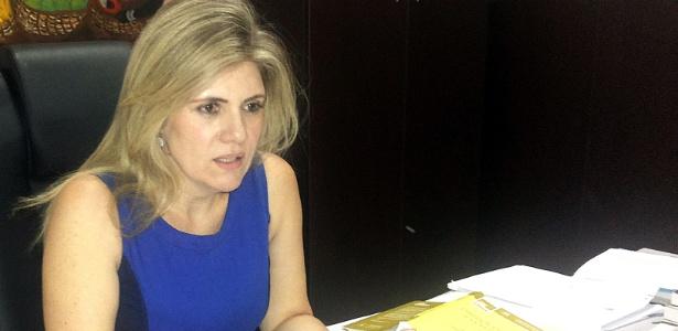 A promotora Alessandra Marques vive cercada de policiais após ser ameaçada de morte