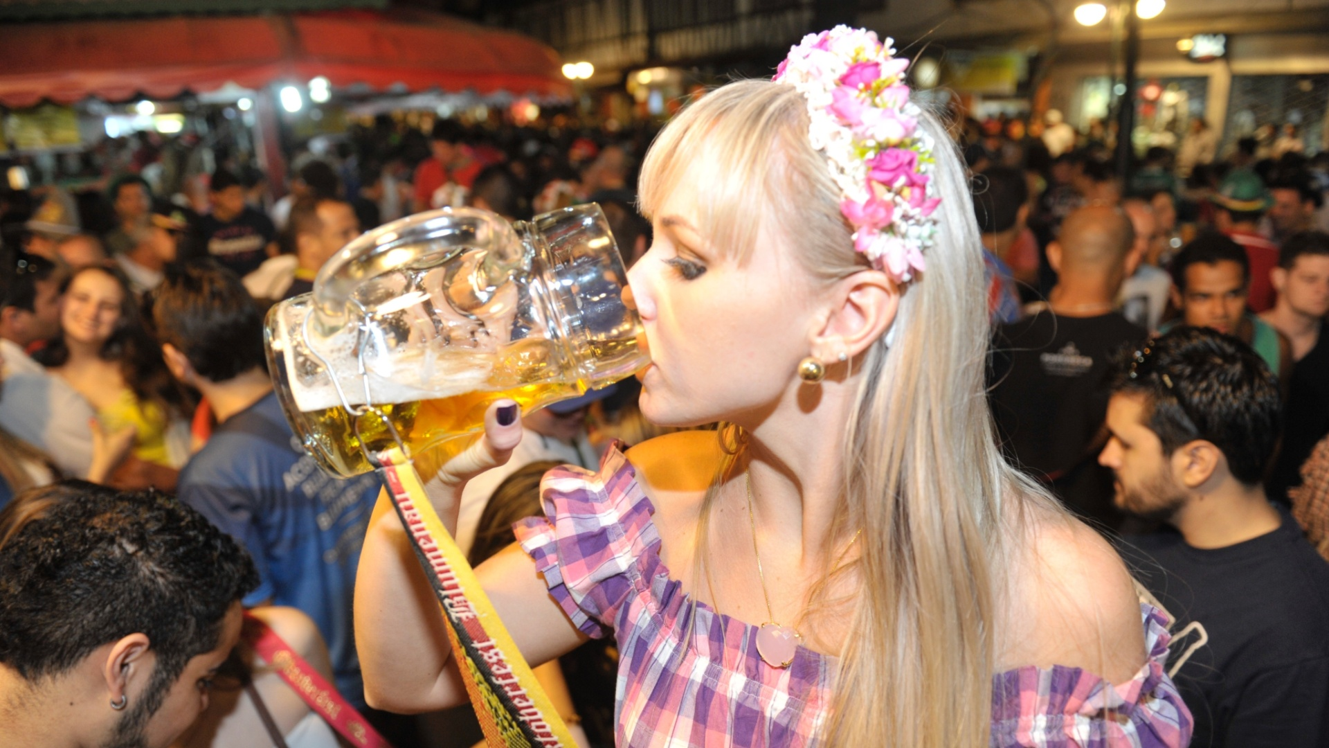 Feste della birra in Brasile