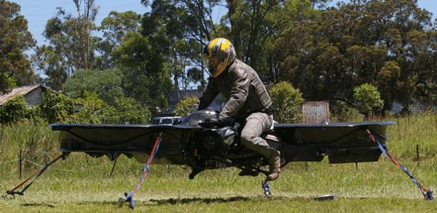 23.jun.2015 - Motos poderão ser usadas tanto para operações militares como de emergências, de acordo com a agência de notícias Reuters